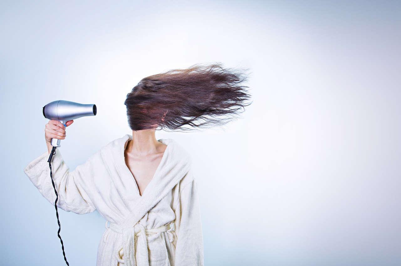 Produits pour cheveux secs et abîmés