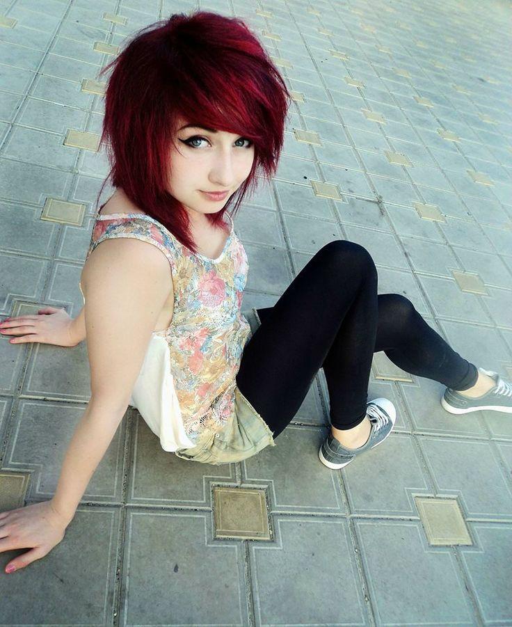 Super Que pensez-vous du look emo girl? - Coin Beauté CM07