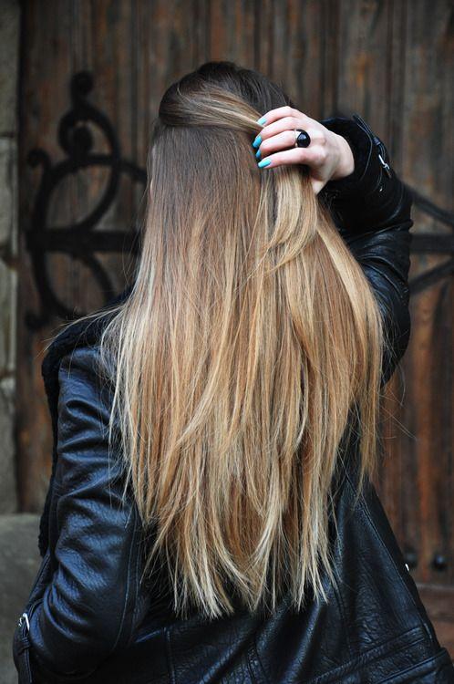 Allonger les cheveux