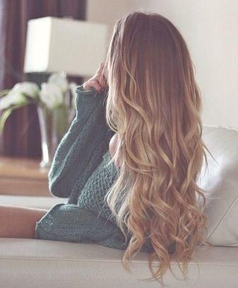 avoir les cheveux longs