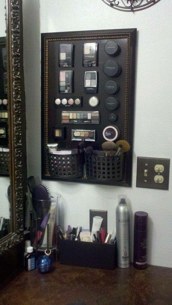 Tableau magnétique makeup