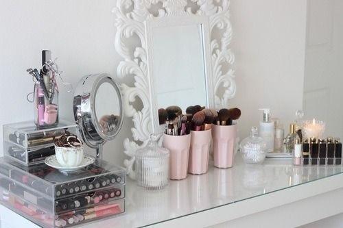 10 idées pour ranger son maquillage